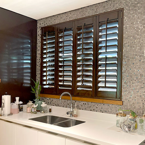 Allview Poly Resin Shutter - Elegant and Unobstructed Views
